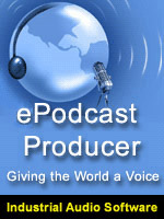 ePodcast Producer